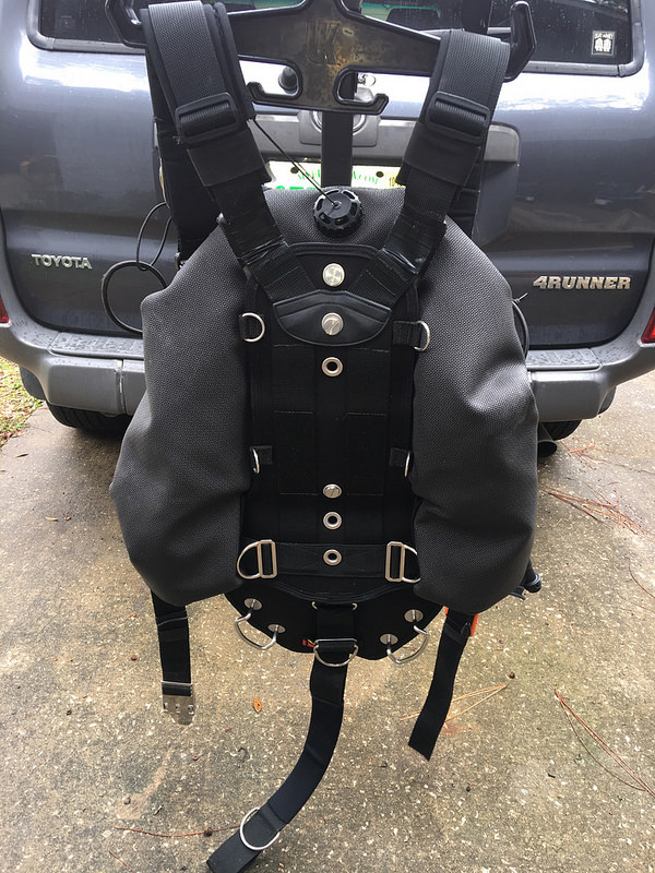 For Sale - Dive Rite Nomad XT (Dual Bladder) | ScubaBoard
