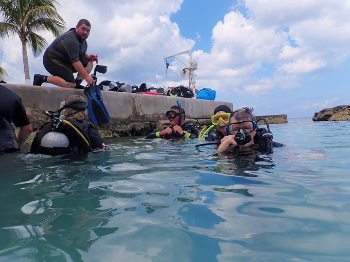 Where can you learn how to properly weight an adaptive diver