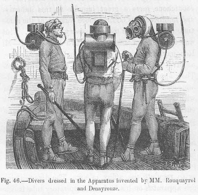 FMIB_49984_Divers_dressed_in_the_Apparatus_Invented_by_MM_Rouquayrol_and_Denayrouze.jpg