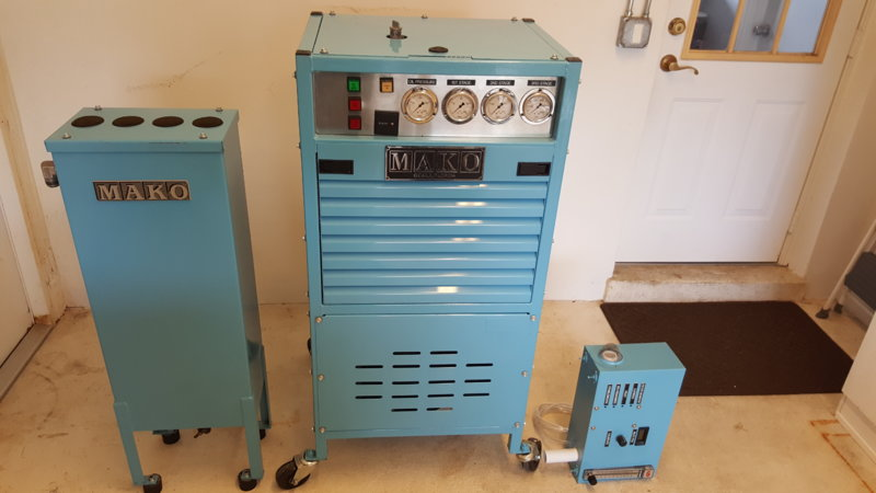 For Sale - COMPAIR MAKO 9300 8CFM Compressor - 1 or 3 phase