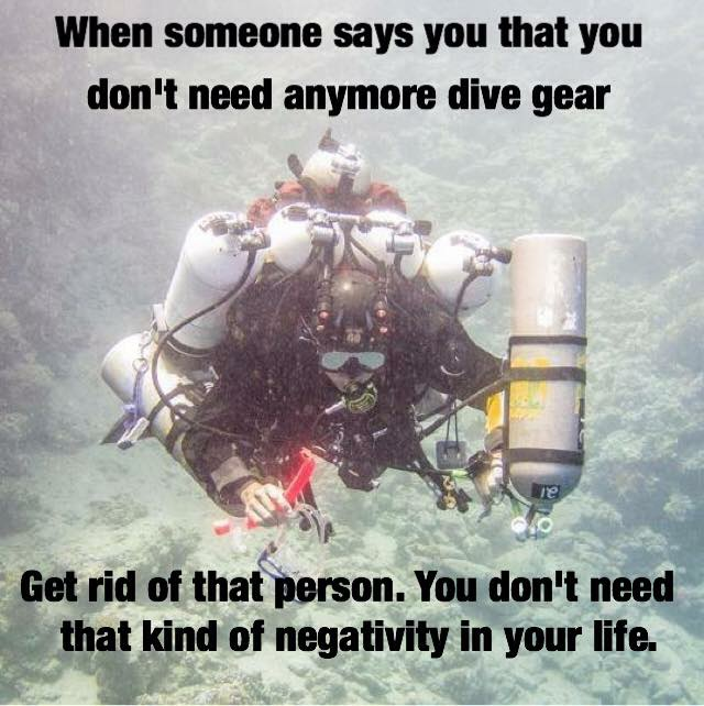 technical diving memes and funnies scubaboard