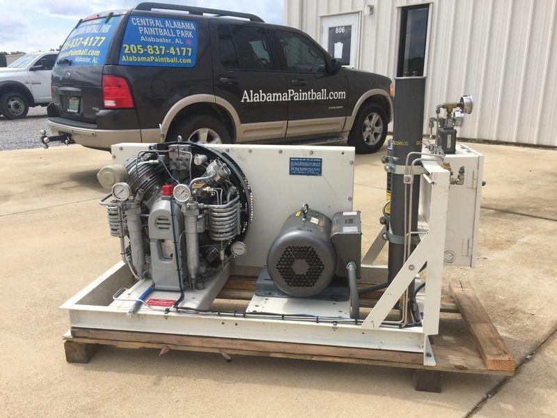 Bauer K14 Mod 7 Air Compressor Scubaboard