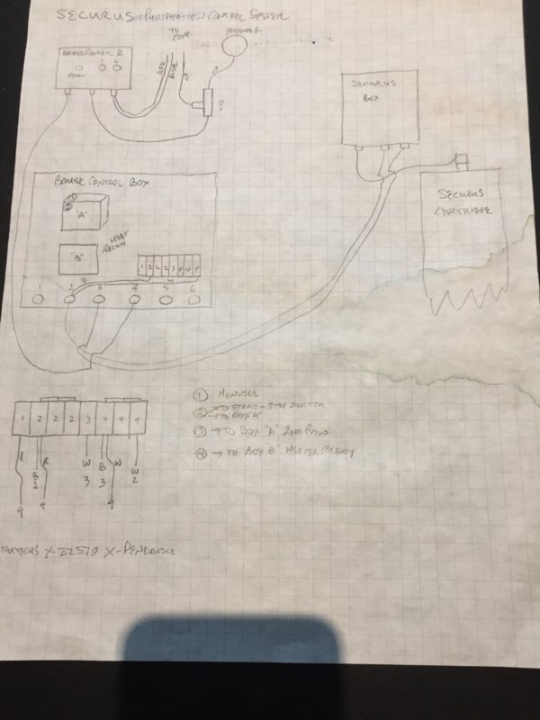 Bypass or disconnect bauer securus system.   ScubaBoard   Bauer Compressor Wiring Diagram      ScubaBoard