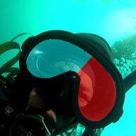 3D diver